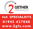 2 Gether insurance, 4x4 specialists